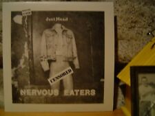 "THE NERVOUS EATERS Just Head/Get Stuffed 7""/79 Boston, MA Punk/KBD/DMZ/Real Kids"