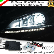 KIT XENON XENO H7 AC 6000K 35W SPECIFICO LANCIA DELTA 100% NO ERROR