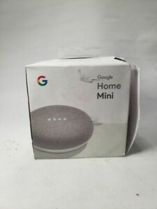GOOGLE HOME MINI CHALK GREY