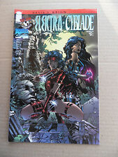 Elektra / Cyblade 1 .Devil's Reign (7) - Marvel / Top Cow  . 1997 -  VF
