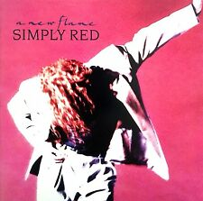 Simply Red CD A New Flame (Elektra – 2292-44689-2) - Europe (M/M)