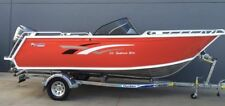 Aluminium Hull Registration Boats