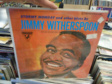 Jimmy Witherspoon Stormy Monday and Other Blues By LP Sutton Records Sealed