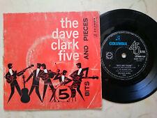 The Dave Clark Five Bits and Pieces Megarare Australia 4 Track EP
