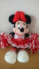 Peluche Minnie Pom Pom Girl High Scool Musical Wildcats Disneyland 25 cm
