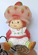 Strawberry Shortcake Lamp Night Light Spring Base Electric with cord
