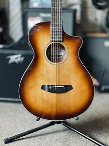 Breedlove Discovery Concertina CE in Sunburst 🎸 Electro-Acoustic Guitar Cutaway