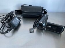 Sony Handycam HDR-PJ230 w/ Built-in Projector, 8GB Internal Memory, HDMI Cable