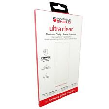 Samsung Galaxy Note 10+ Plus ZAGG InvisibleShield Ultra Clear Screen Protector