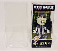 50 Box Protectors For WACKY WOBBLERS  Medium 2nd Wave Size Only!  Please Read!!