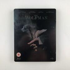 The Wolfman - Steelbook (Blu-ray, 2010)