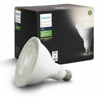 Philips Hue Outdoor LED Floodlight Light Bulb 1300 Lumen PAR38 NEW!! White