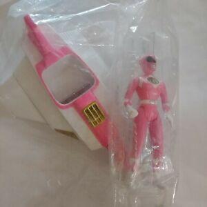 Vintage Saban 1995 Mighty Morphin Power Rangers Pink Crane Ninja NOS