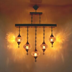 Turkish mosaic lamp dining room chandelier moroccan lamp lantern
