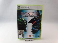 BIONICLE HEROES LEGO - MICROSOFT XBOX 360 PAL ITA ITALIANO - COMPLETO COME NUOVO