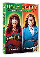 Ugly Betty - Season 4 [DVD] New PAL Region 2
