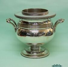 Antique Old Sheffild Plate Champagne / Wine Cooler England Ca 1790