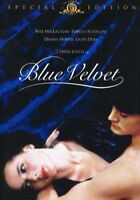 Blue Velvet [New DVD] Special Edition, Subtitled, Widescreen, Dolby, Dubbed