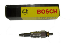 1 BRAND NEW BOSCH ENGINE GLOW PLUG DURATERM AUDI VW VOLVO VANAGON DASHER 80010