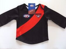 "AFL ESSENDON BOMBERS TODDLERS JUMPER/GUERNSEY ""NEW FOR 2018"" - BRAND NEW"