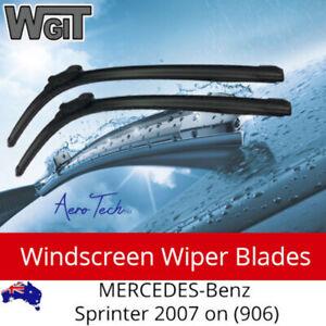 Windscreen Wiper Blades For MERCEDES-Benz Sprinter 2007 on (906)-Aero Design