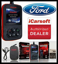 FORD LINCOLN MERCURY DIAGNOSTIC SCANNER TOOL ABS SRS CODE READER iCarsoft i920