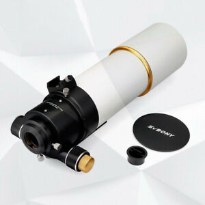 Professional Astronomical Telescope Space Moon Refractor Night Star View Outdoor