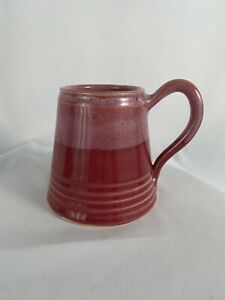 John Garoua Old Fort NC Hand Made Pottery Coffee Mug