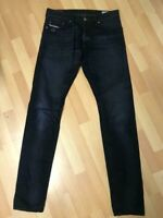 NWD Mens Diesel TEPPHAR Stretch Denim 0848D DARK BLUE Slim W33 L35 H6 RRP£150