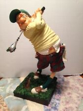 2005 Guillermo Forchino Fore, The Golfer, Limited Edition, NIB