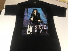 Steve Vai New Vintage Large Passion And Warfare Shirt Real Authentic