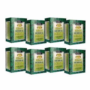Khadi Herbal Natural Henna Black Color Mehndi -100gm (8 Pack)