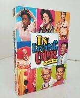 IN LIVING COLOR Season 1 I 3x DVD Disc Box Set Region 1 NTSC AU Seller RARE