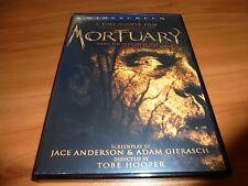 Mortuary (DVD, Widescreen 2006) Denise Crosby, Dan Byrd Used