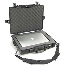 NEW Pelican  1495 Medium Laptop Case With Foam - in Black - With Foam -