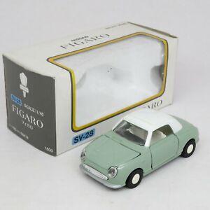 Yonezawa Diapet - Nissan Figaro - Japan Boxed Pike Factory 1991 1/40 SV-28