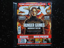 SFX Magazine #255 - HUNGER GAMES MOCKINGJAY : PART ONE ( JANUARY 2015 )