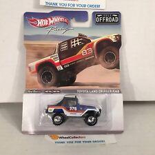 Toyota Land Crusier FJ40 * OFFROAD Racing Hot Wheels * WB19