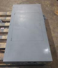 Square-D I-Line Panelboard: HCN09521MN 100 AMP Series E1 250 V AC or DC 600V AC