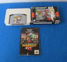Mario Kart 64 (Nintendo 64, 1999) OVP komplett