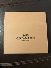 Small Coach Gift Boxes