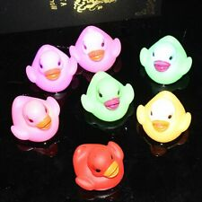 Led Water Induction Glow Duck Floating Water Flash Duck Baby Bath Play Ducks â� â�