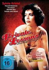 Private Lessons - Sylvia Kristel, Alan Myerson, Eric Brown NEW REGION 2 DVD PAL