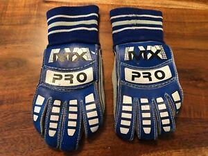 Vintage Kids MX Pro Motocross Gloves