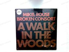 Mikel Rouse Broken Consort - A Walk In The Woods US LP 1985 /4