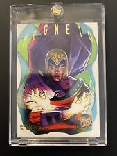 1994 Fleer Ultra X-men - Hunters and Stalkers Foil Chase Card 8/9 Magneto