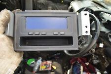 Radio BLUE Centre DASH Display Unit Mitsubishi L200  2007 ANIMAL