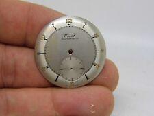 Cadran de Montre TISSOT watch dial.N A16 NAD 1950