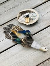 Smudging Feather Fan Ritual Spiritual Shaman Tool Smudge Prayer Totem Shamanic