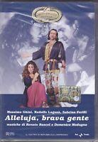 Dvd GARINEI E GIOVANNINI ~ ALLELUJA BRAVA GENTE con M.Ghini S.Ferilli nuovo 1956